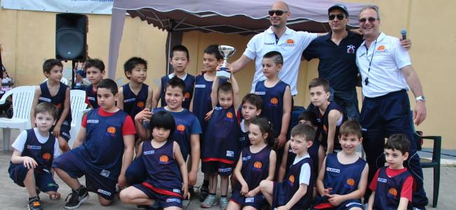 Torneo Minibasket – PQP