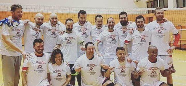 """PQP Volley: sfiorato il colpaccio """"I divisione"""""""