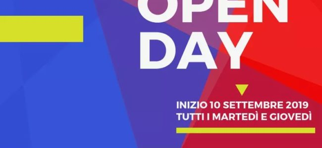 OPEN DAY VOLLEY 10 settembre 🗓 🗺