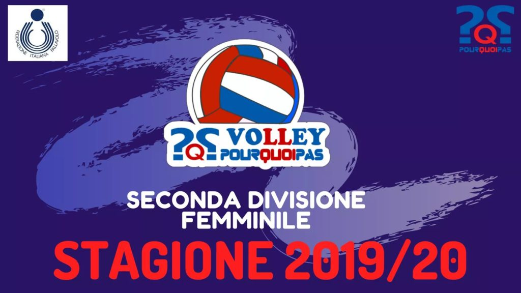 PQP Volley F in II divisione